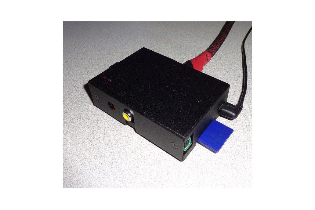 Pi Pan by AVIES Tech: Raspberry Pi Model B Case 2