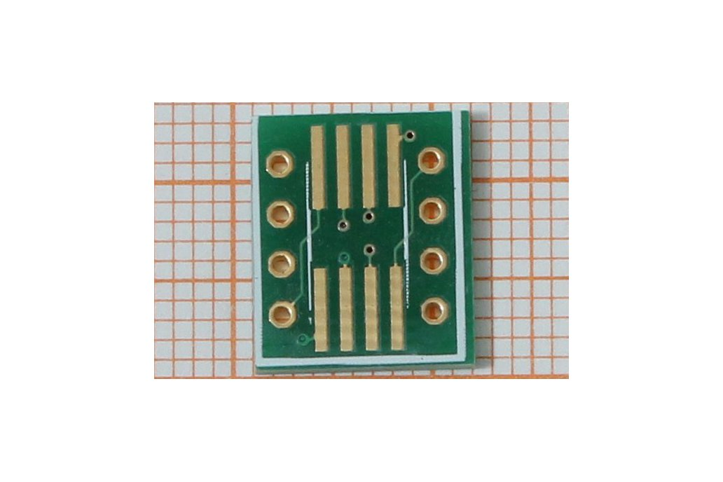 SMD Adapter SOT08, SO08W 1