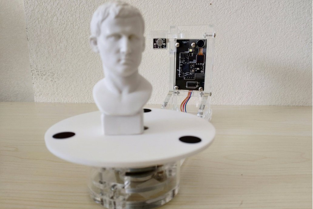 YScanner 3D Scanner 1