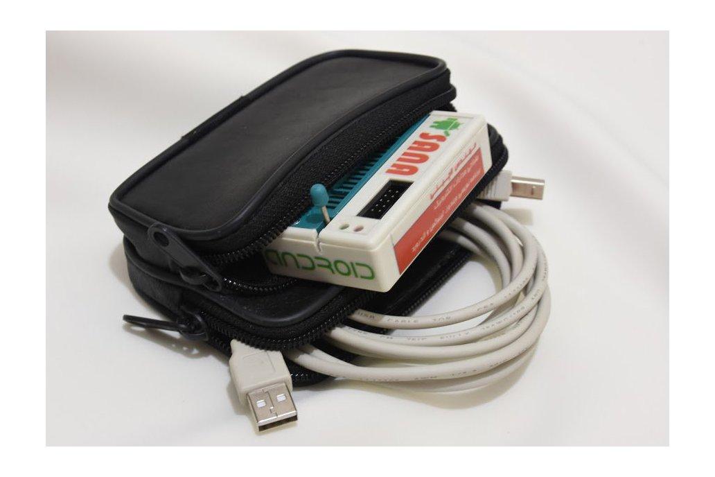 SANA USBASP Programmer and 89S5x , 24Cxxx , 93cxx 11
