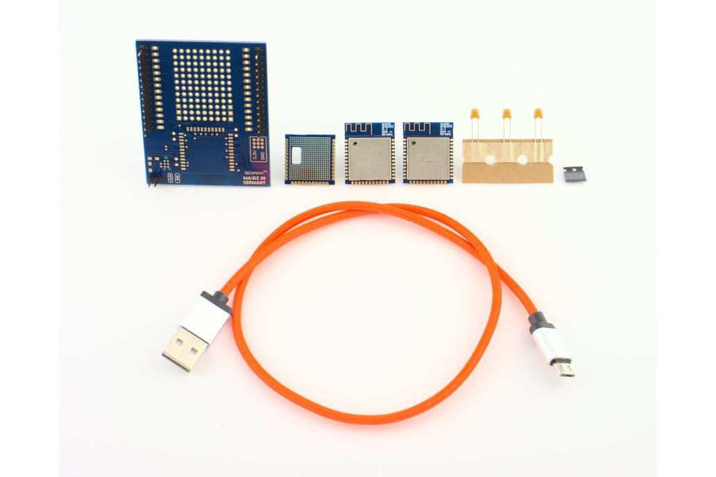 Bluetooth 5 Dev Kit - Based on Nordic nRF52832 1