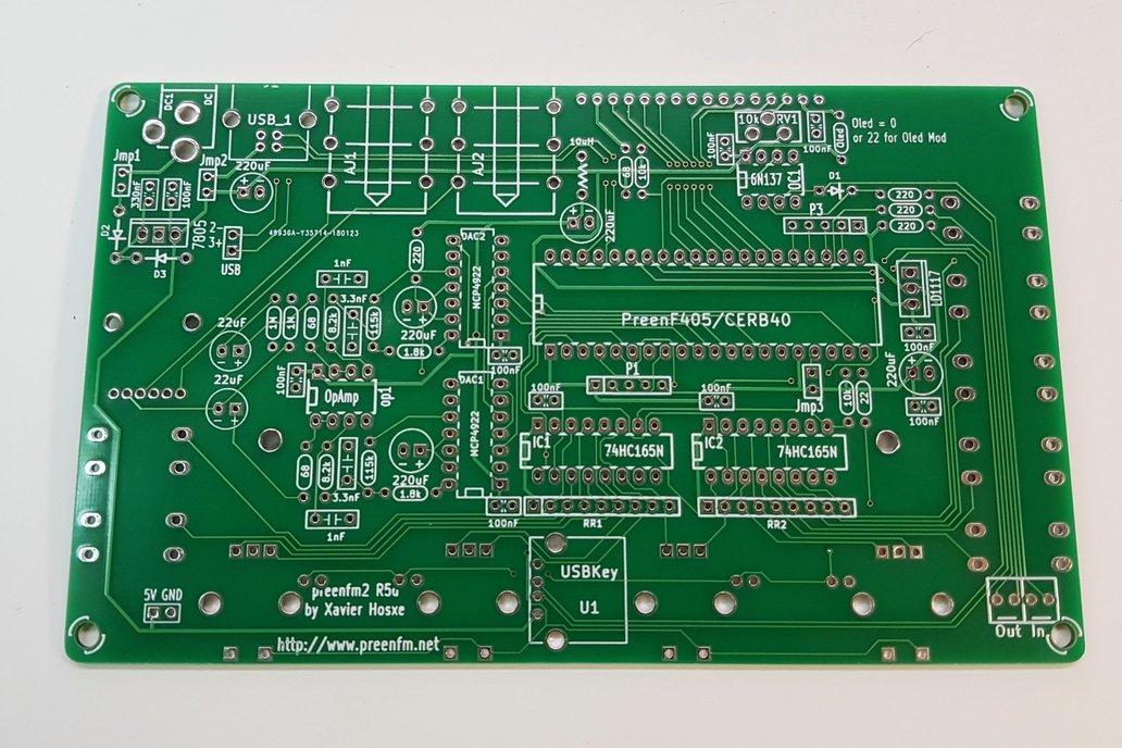 Preen FM2 - PCB 1