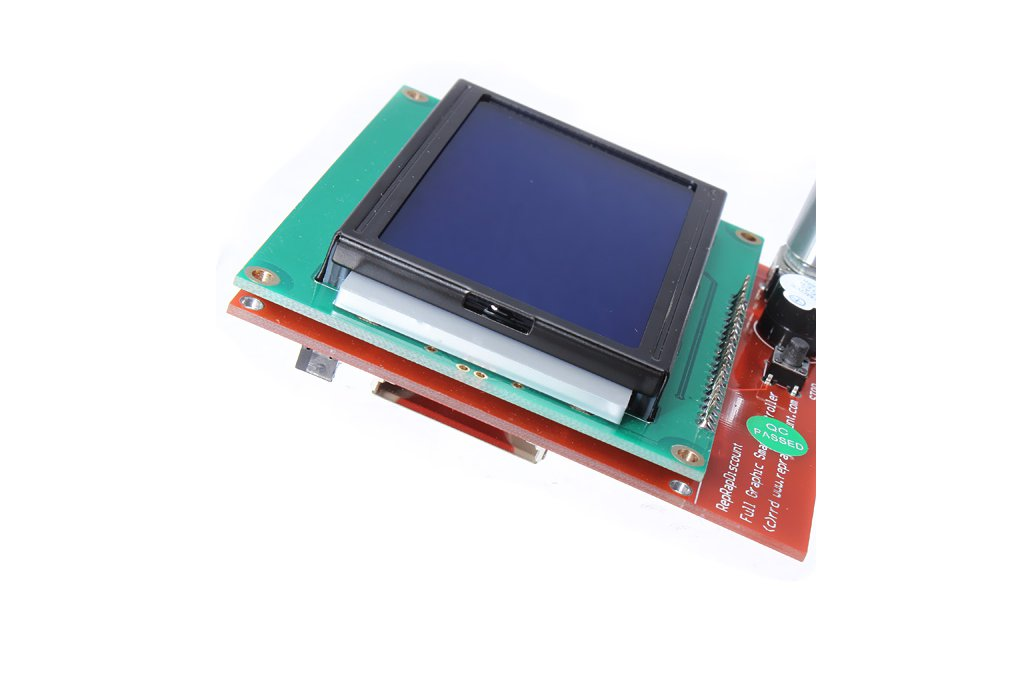 3D Printer RAMPS 1.4 LCD12864 Intelligent Controller LCD Control Board 2