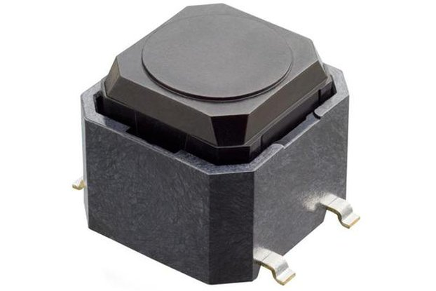 Surface Mount Tact Switch, Quantity 10