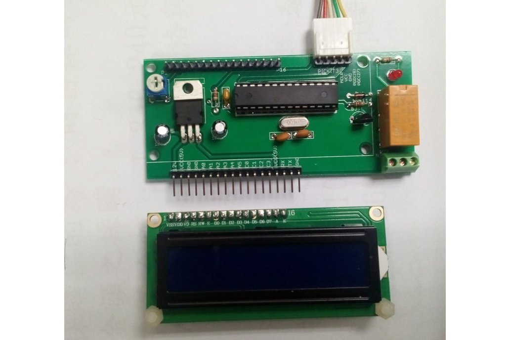 Microchip PIC Development Kit PIC16F883 1