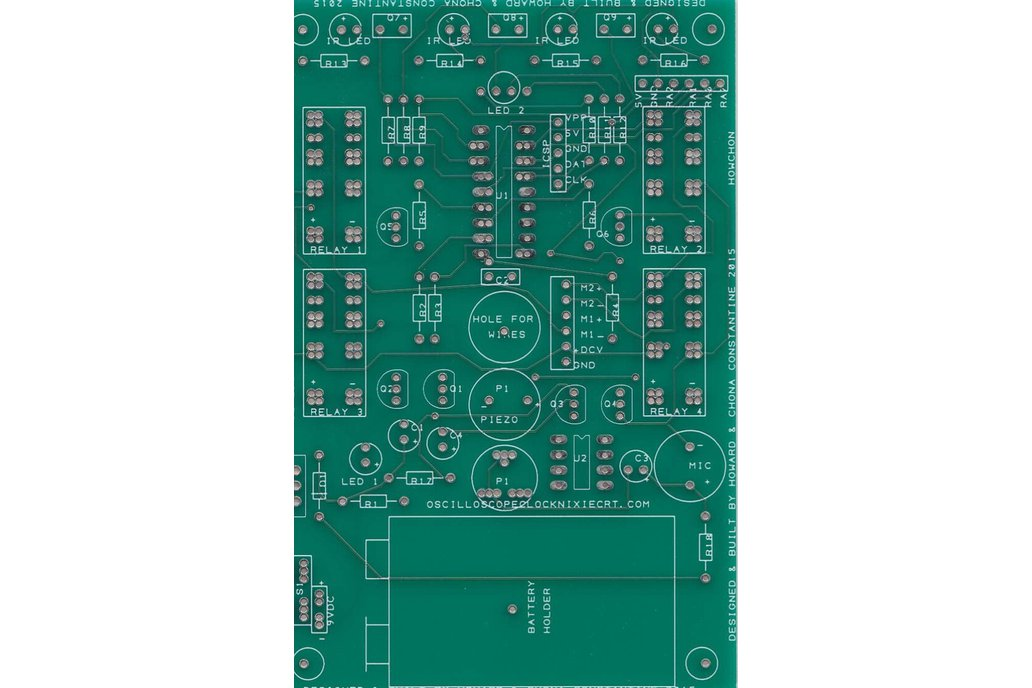 Programmable Robot Chassis Control Board Kit 3
