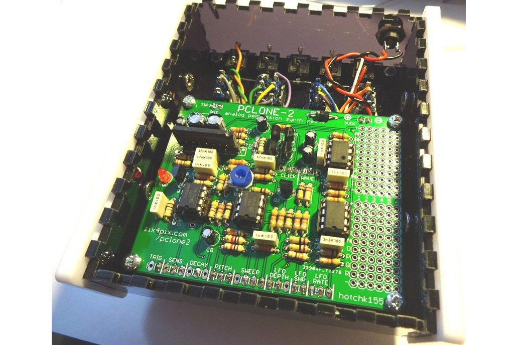 PC-2 Clone - Analog Percussion Synthesizer Kit 2