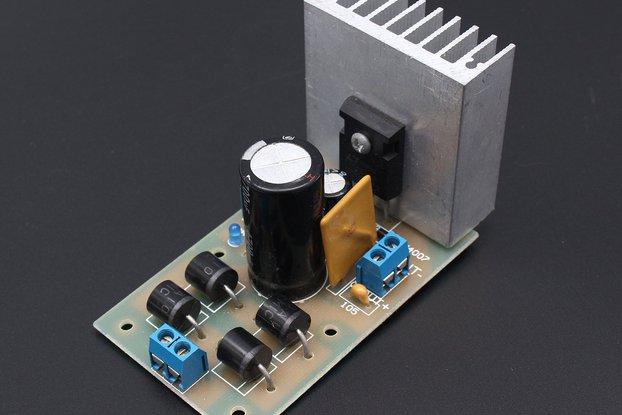 DIY Adjustable Power Supply Module(4322)