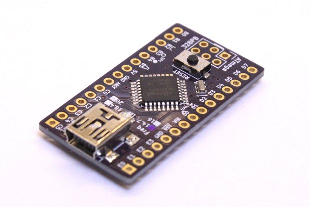 ATmega328PB Development Board