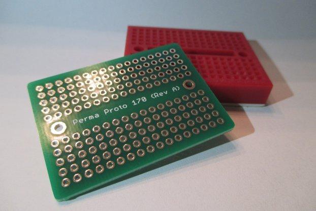170 Point Proto Board PCB