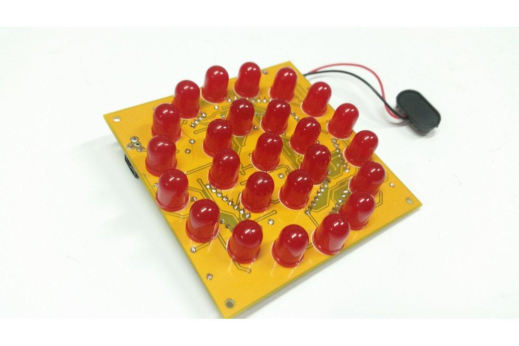 LED Bullseye Kit 1