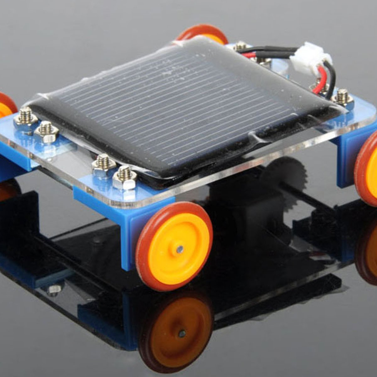 Solar Powered Toy Car Kit 13058 From Icstation On Tindie