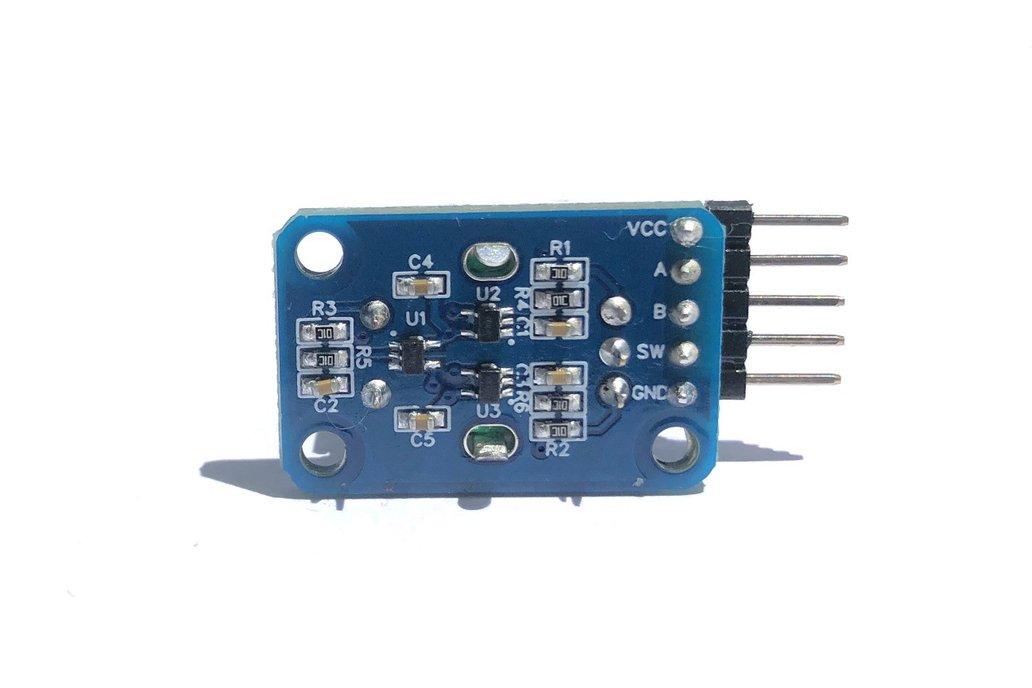 Hardware Debounced Rotary Encoder Module 2
