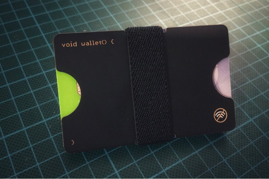 The Void Wallet()