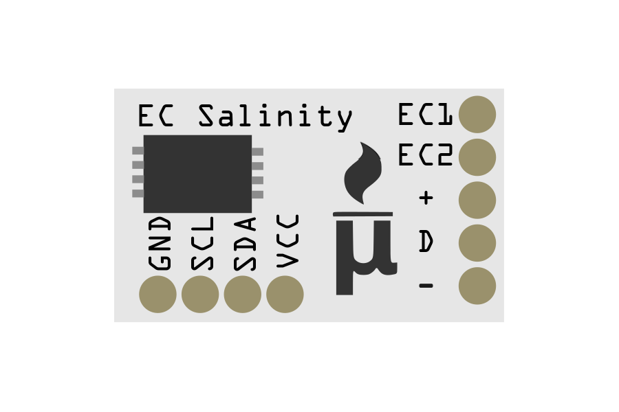 EC-Salinity Probe Interface