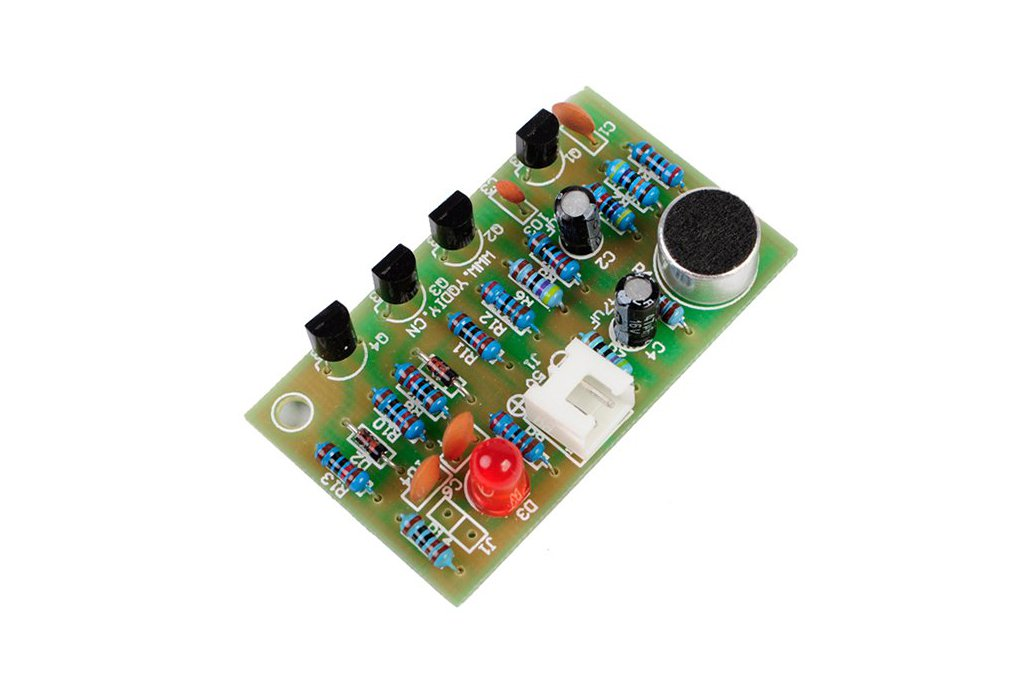 Clap Switch Suite Electronic DIY (1755) 1