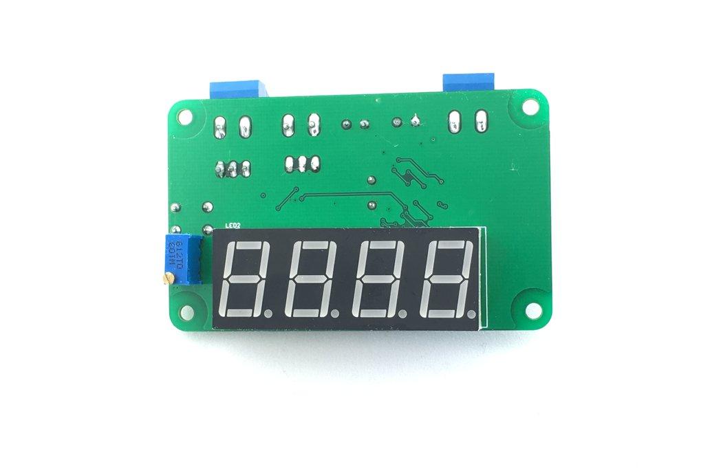 Seven-Segment Thermocouple Extruder Controller 4