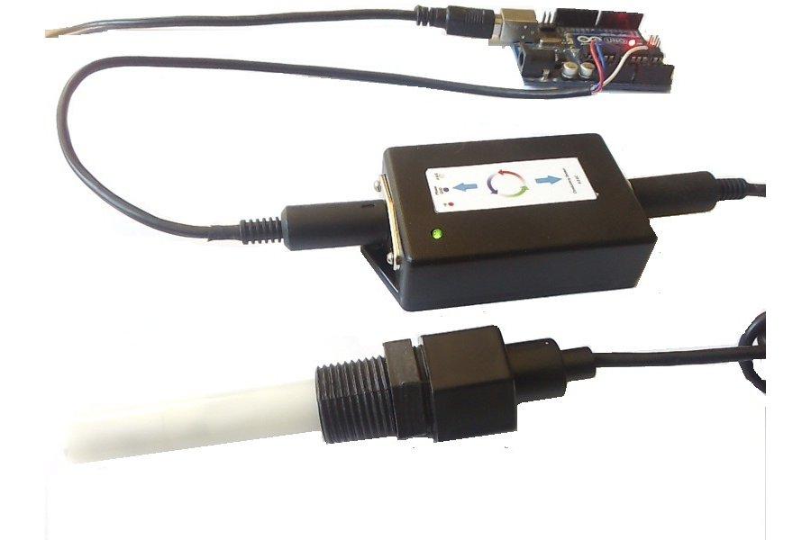 Ardunio EC sensor