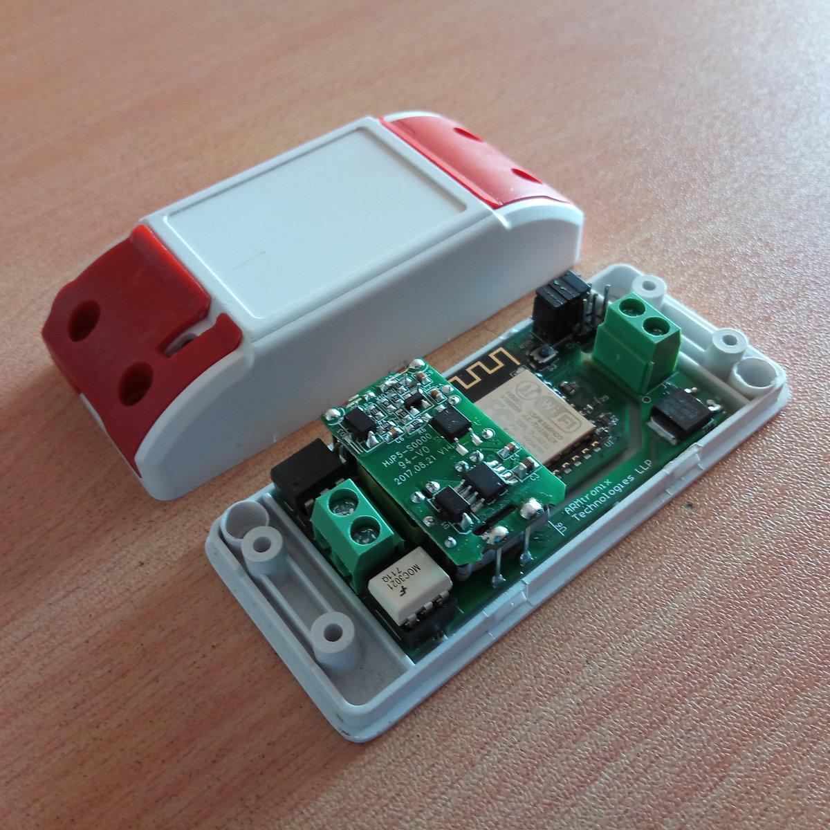 Wifi Ac Dimmer Esp8266 One Triac Board Alexa Echo From Armtronix On Electric Blanket Wiring Diagram Besides Circuit Tindie