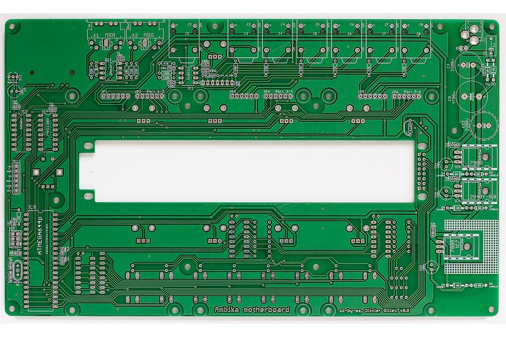 Ambika Digital Control Board PCB 1