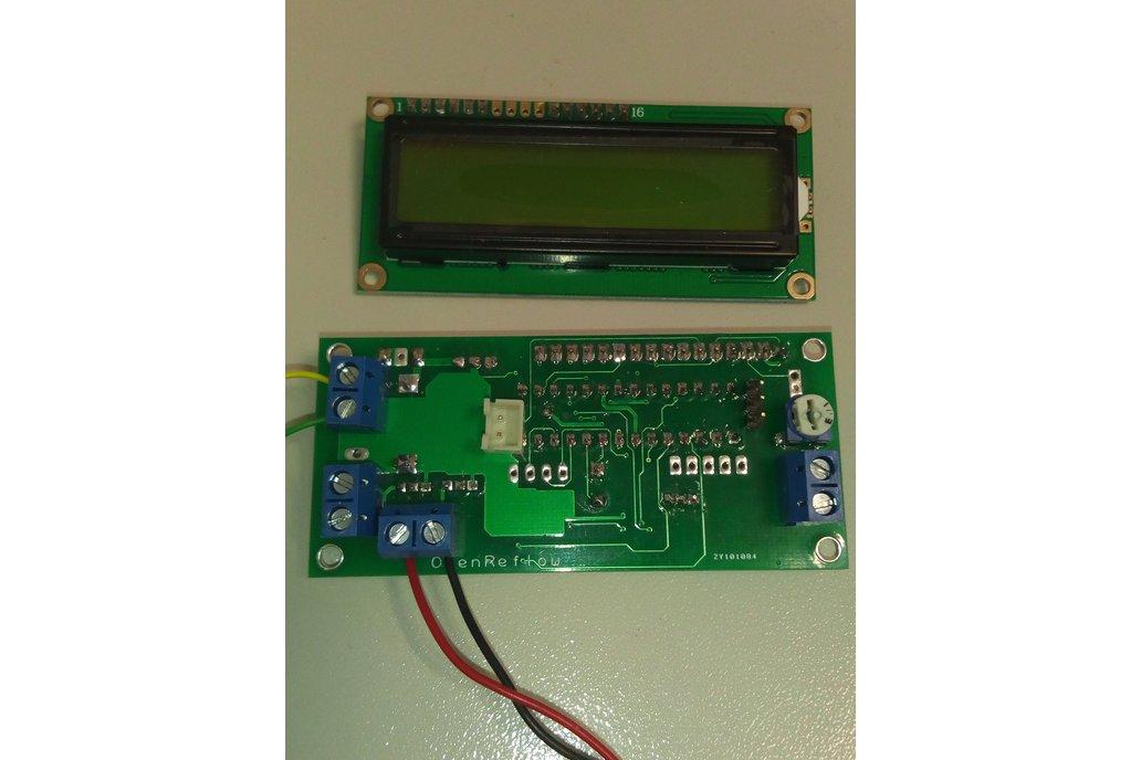 Reflow Oven Controller Universal Board Ver 2.01 3