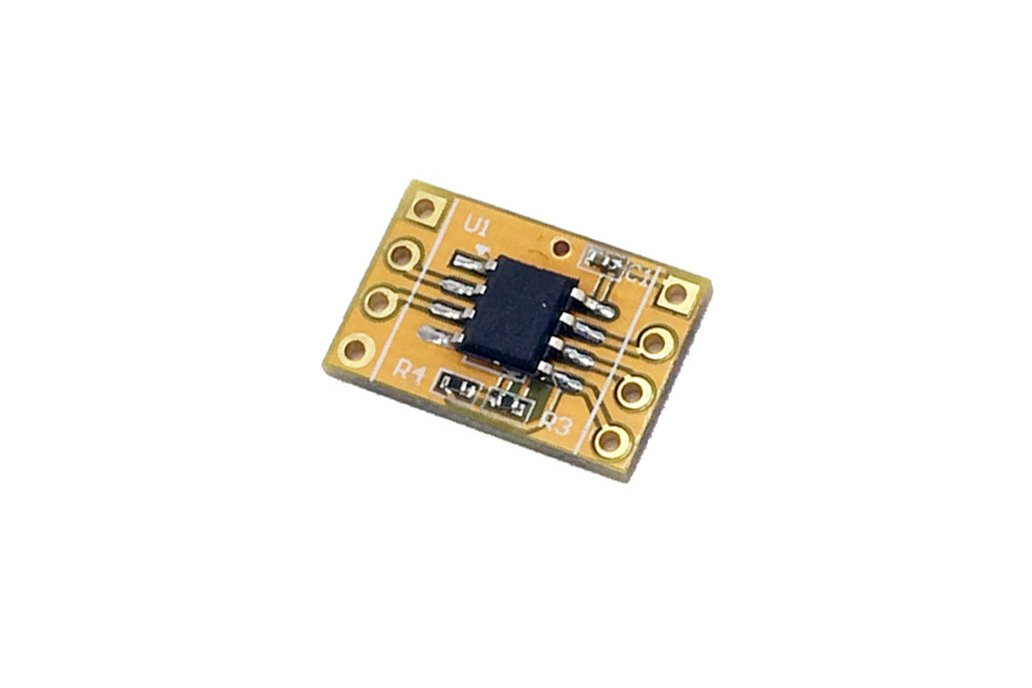 STMicroelectronics M24M01 1Mbits EEPROM breakout 1