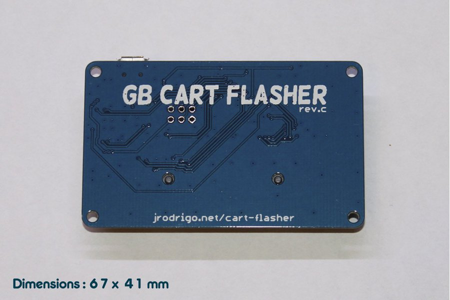 Cart Flasher for GameBoy