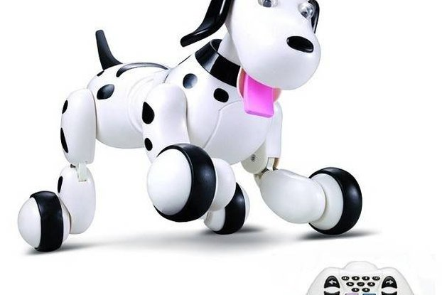 JG 2.4G RC Robot Smart Dog RC Intelligent Simulati