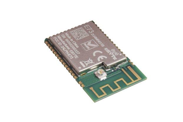 nrf52832 Bluetooth Module (CE, FCC, Half-Cut Hole)