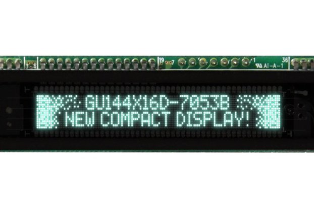 Graphic VF Display (VFD)
