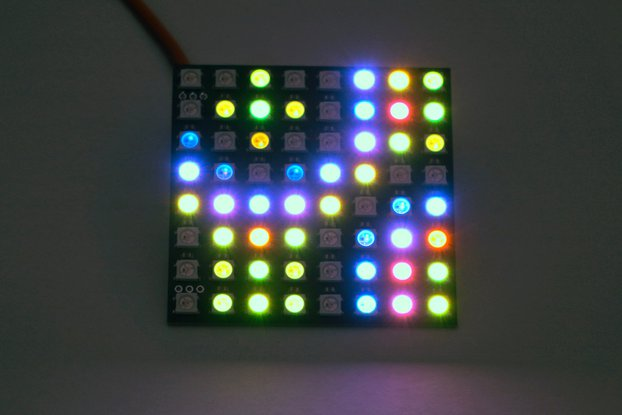 ElectroMage 8x8 LED Matrix
