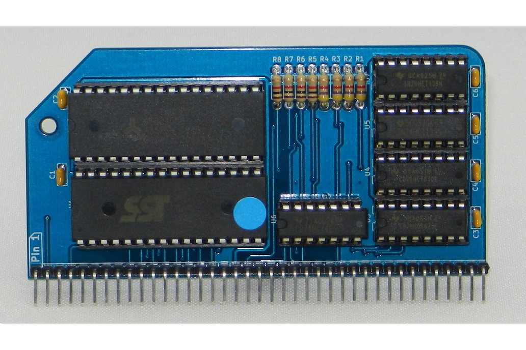 512k ROM 512k RAM RomWBW Module for RC2014 1