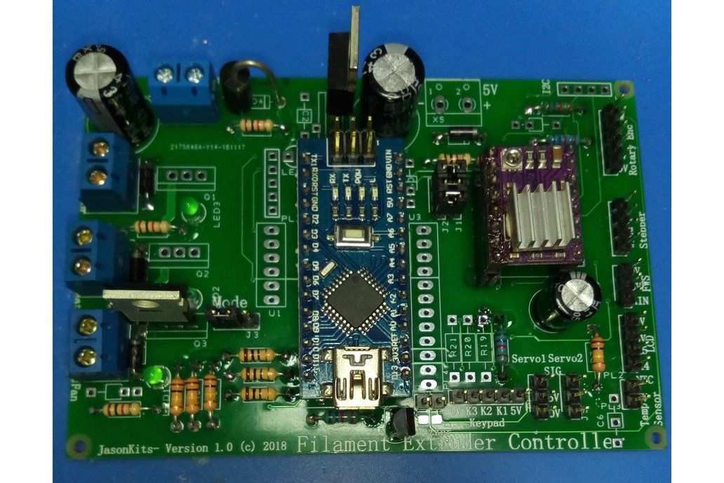 Filament Maker Universal Board  Controller 1