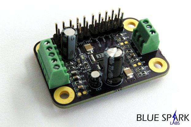 TB6588FG Driver for 3-Phase Brushless DC Motors