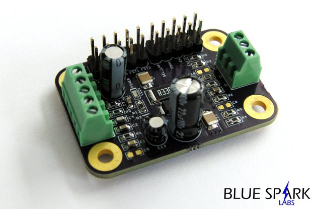 TB6588FG Driver for 3-Phase Brushless DC Motors