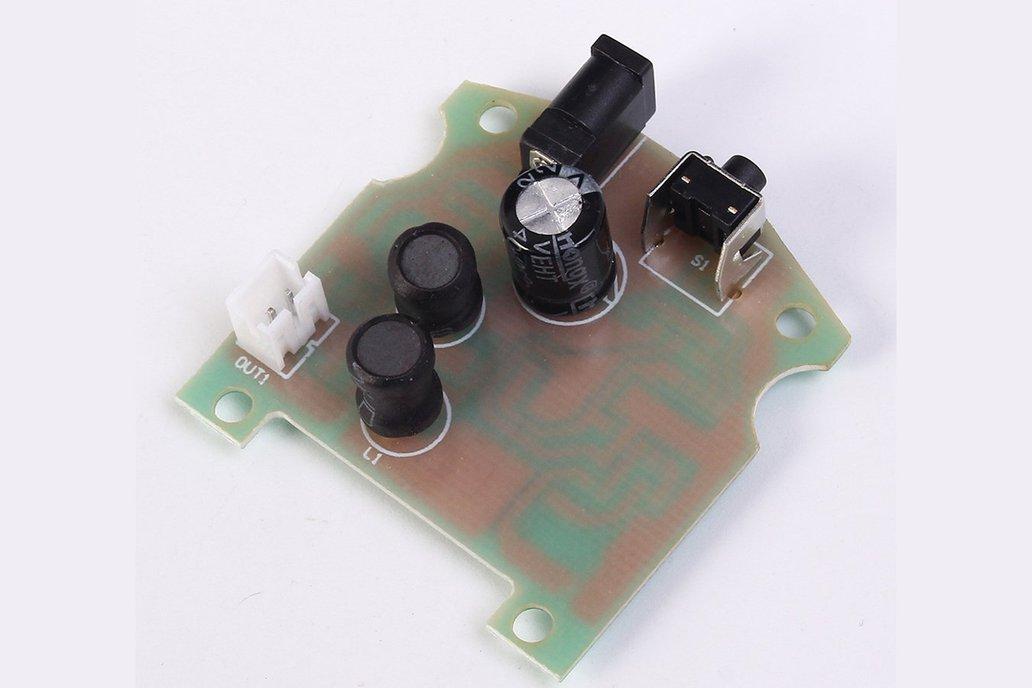 20mm 113KHz Ultrasonic Mist Maker Fogger(11434) 5