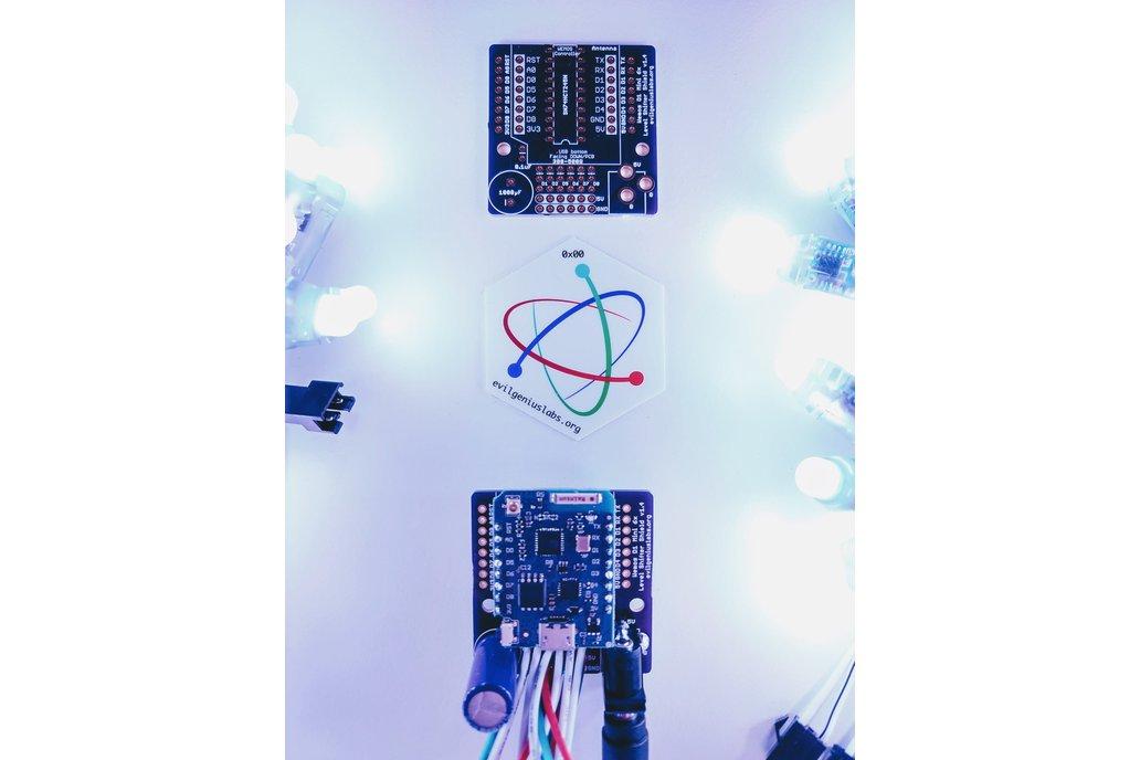 6 Output Wemos D1 Mini Wi-Fi LED Controller