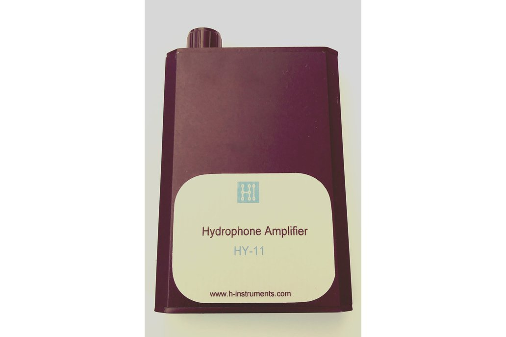 HY-11 Professional Hydrophone Amplifier 1