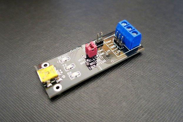 LIN USB Converter