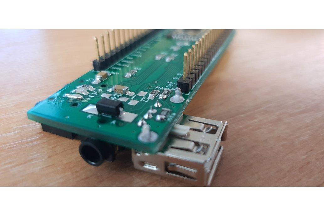 Assembled advanced breadboard adapter for BK3245 6
