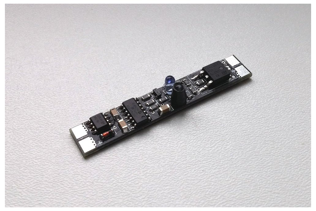 LED profile IR contactless switch  1