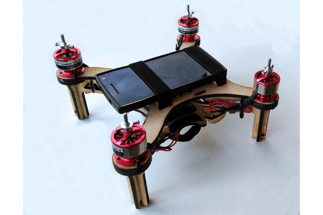 Flone 3.0 Drone Wood Frame 6
