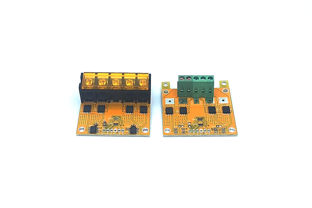 4-Channel logic level MOSFET driver 100A up to100V