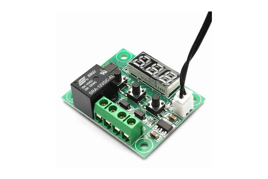 Geekcreit® W1209 DC 12V -50 to +110 Temperature  1