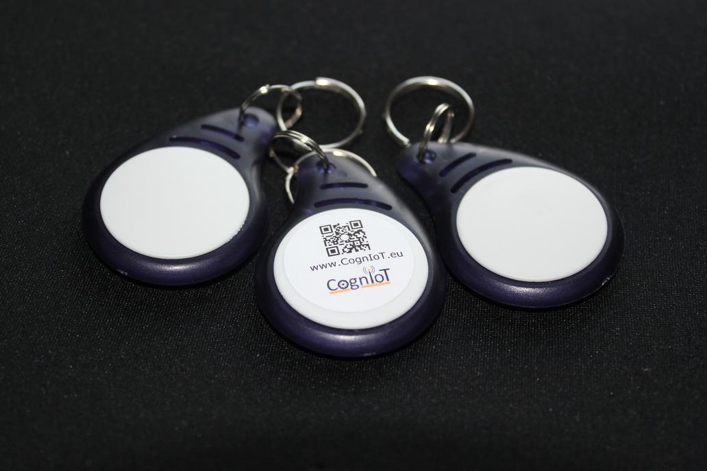 RFID Keyfob. 3 Pack 2
