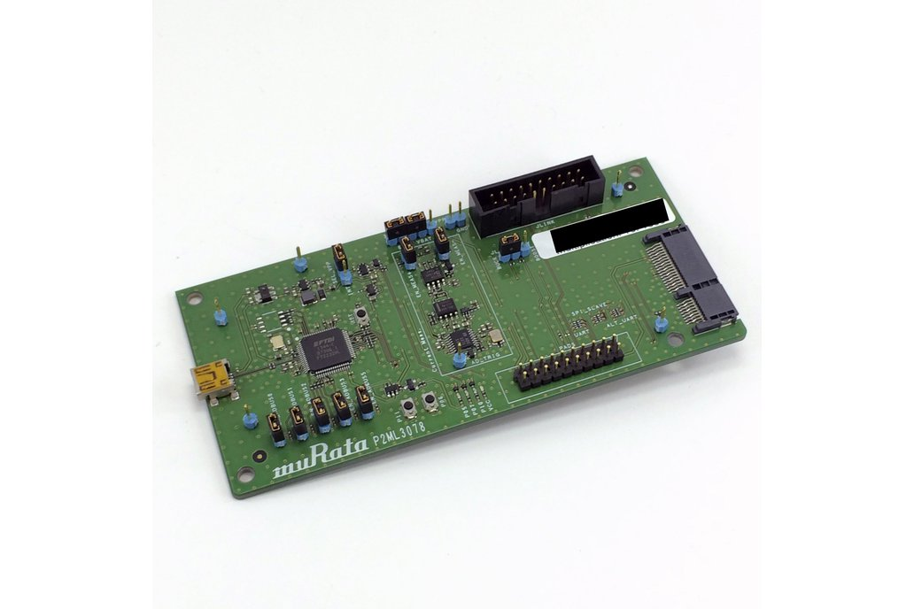 LBCA2HNZYZ-TEMP-DK - Murata BLE Type ZY Module EVK 1