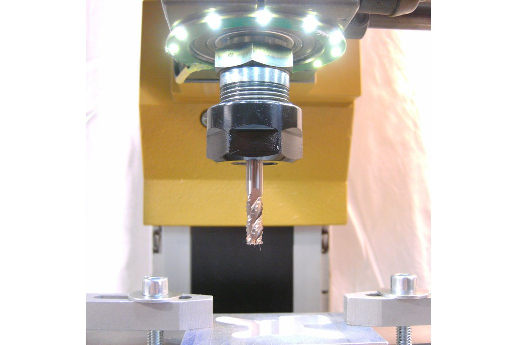 LumenFix FF500 - Lightsource for drilling/milling 3