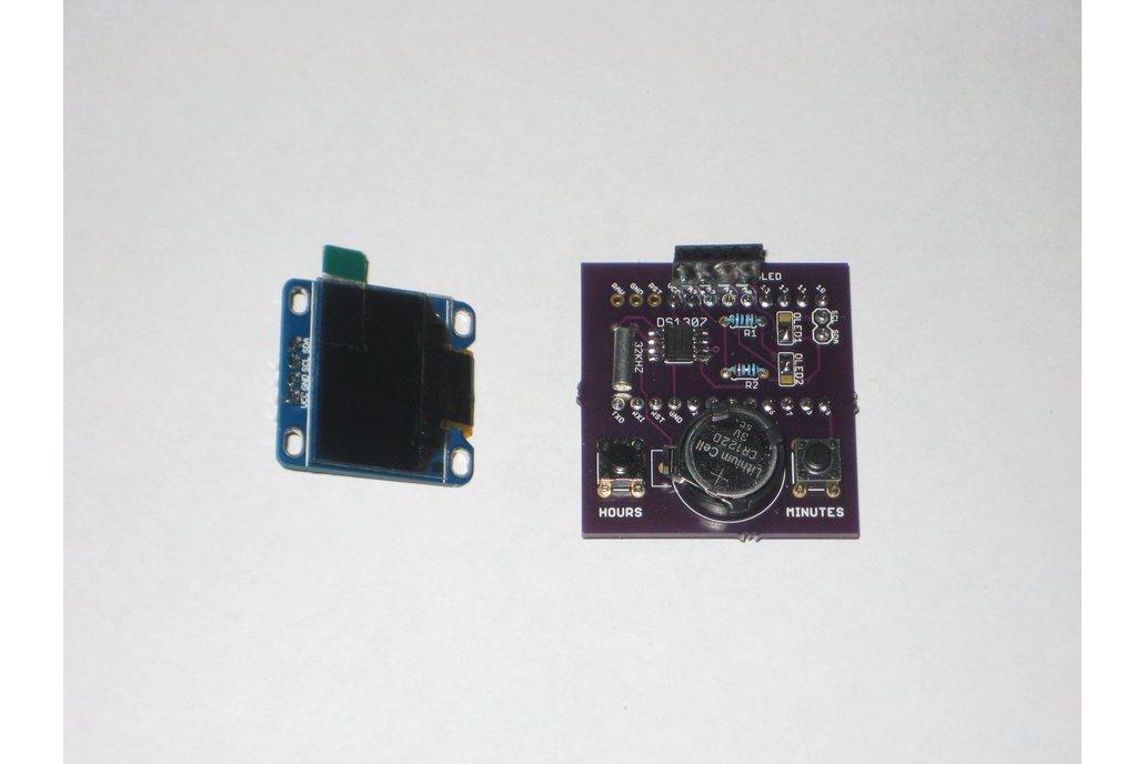OLED clock shield kit for ProMini 3