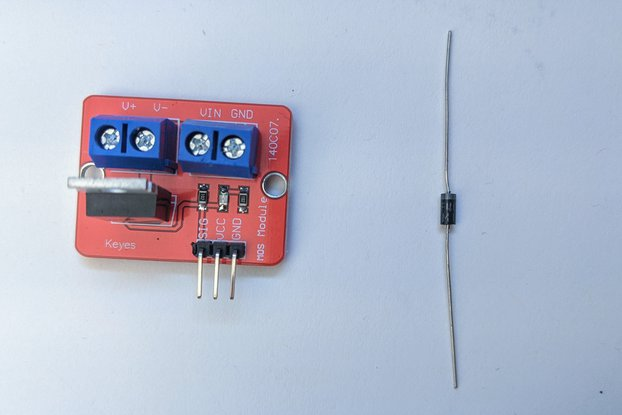 Sol-EZ Solenoid Driver Kits For Microcontrollers