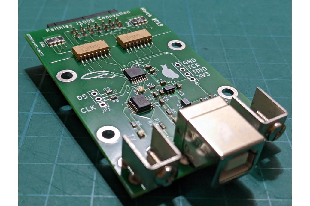 Keithley 17x USB Adapter 1